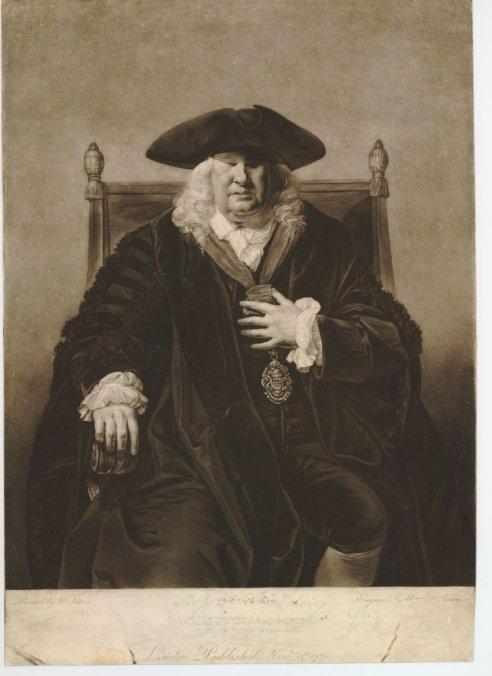 John Fielding, Blind Beak of Bow Street