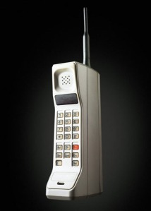 Motorola 1st cell phone