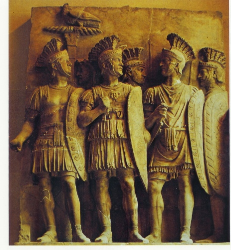 Pretorian soldiers_relief_med