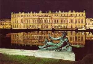 Versailles_France_night